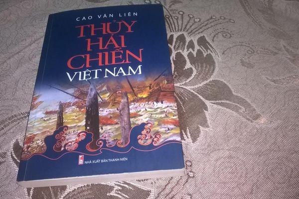 Truyện lịch sử 'Thủy hải chiến Việt Nam' (Kỳ 1)