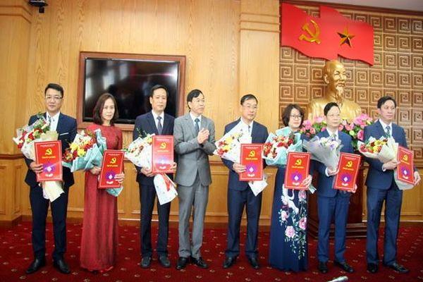 Lai Châu: Có tân trưởng ban dân vận Tỉnh ủy