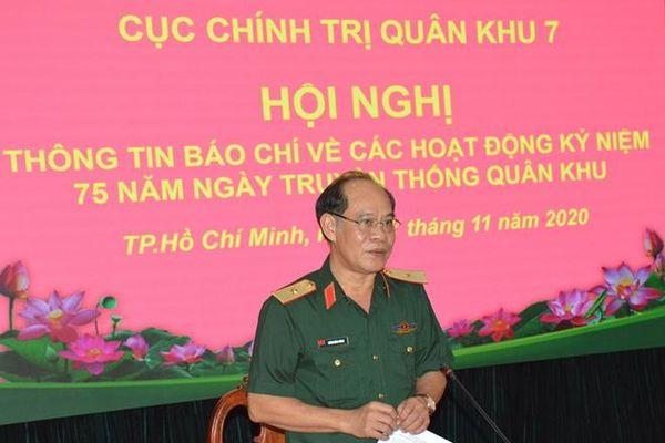 Nhiều hoạt động nổi bật kỷ niệm 75 năm Ngày truyền thống Quân khu 7
