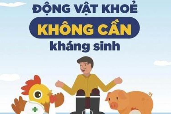 Việt Nam nỗ lực đẩy mạnh hoạt động phòng chống kháng kháng sinh
