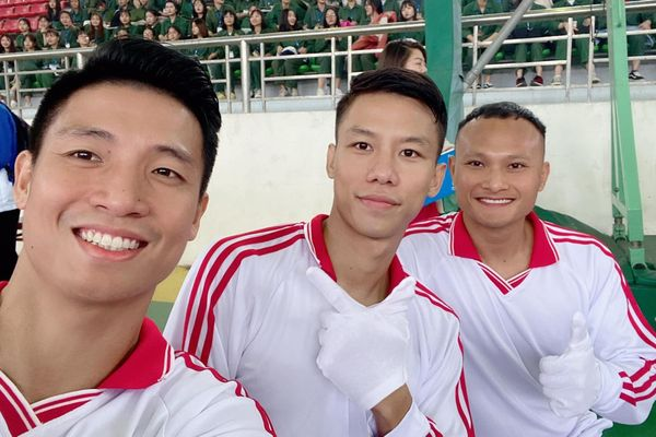 Nhiều cầu thủ đội tuyển quốc gia là sinh viên đại học