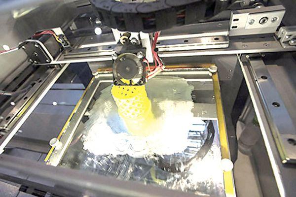 Quần áo làm từ máy in 3D