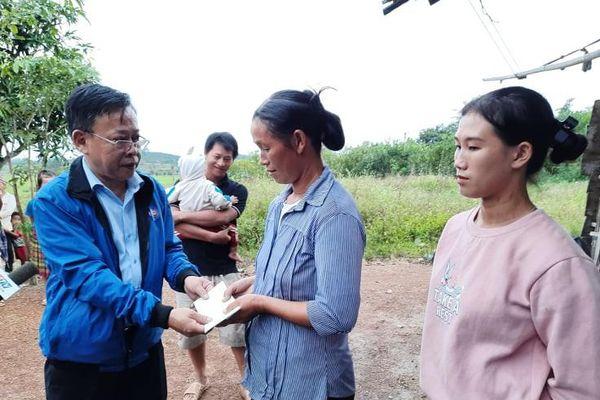 Hơn 1,2 tỷ đồng hỗ trợ đồng bào các dân tộc huyện Cư Jút, tỉnh Đắk Nông