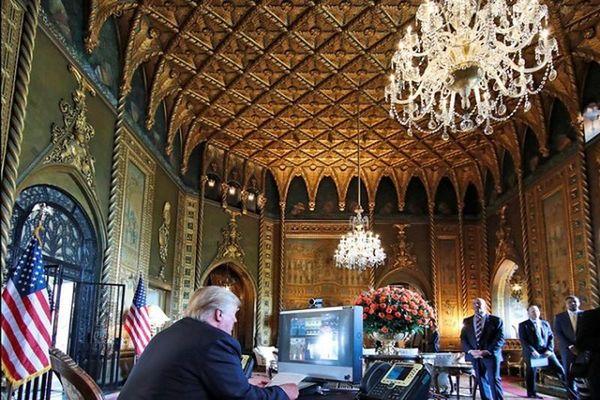 'Đột nhập' nơi ông Trump có thể ở sau khi rời Nhà Trắng