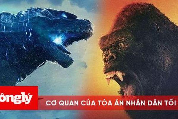 Bom tấn Godzilla vs. Kong có thể được phát hành ra rạp và dịch vụ trực tuyến cùng lúc