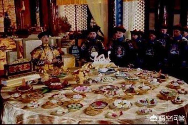 Thú ăn uống xa xỉ của hoàng đế Trung Hoa
