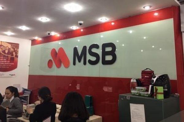 MSB đăng ký hơn 1,1 triệu cổ phiếu để giao dịch trên sàn HoSE
