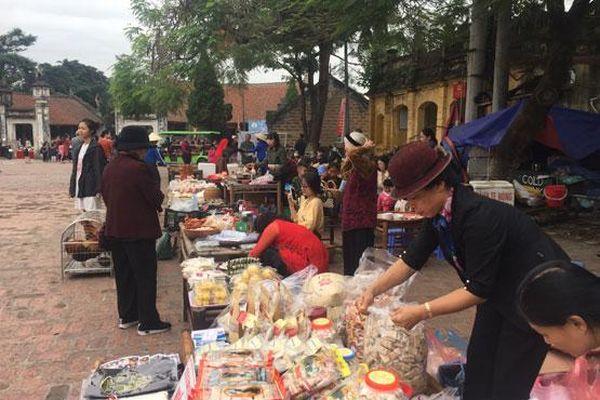 Lễ kỷ niệm 15 năm Làng cổ Đường Lâm được công nhận là di tích quốc gia