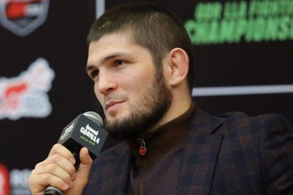 Khabib chi một triệu USD mua giải MMA của Nga