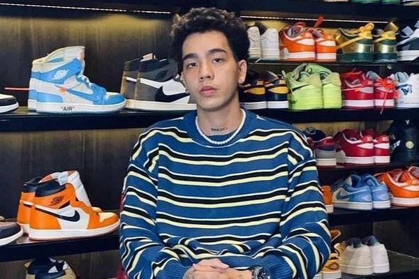 'Tôi vui sướng khi sớm mua được giày hoa cúc của G-Dragon'