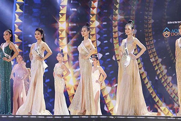 Vì sao chung kết Miss Tourism Vietnam 2020 không trao giải hoa khôi?