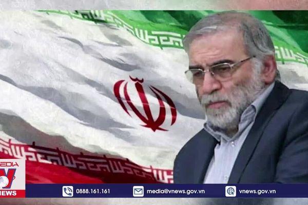 Quốc tế kêu gọi kiềm chế sau vụ nhà khoa học Iran bị ám sát