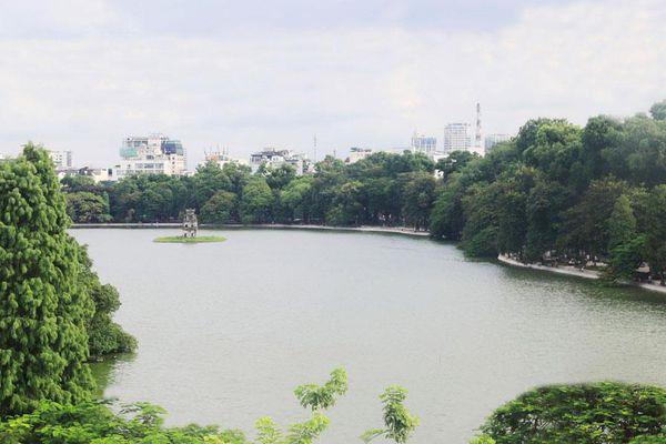 Những 'lá phổi' xanh của Thủ đô