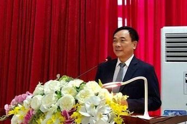 Ông Mai Sỹ Diến giữ chức Chánh Thanh tra tỉnh Thanh Hóa