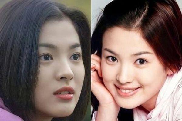 Nhan sắc tuổi đôi mươi của Song Hye Kyo