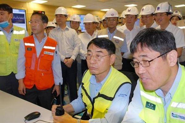Nhiệt điện Sông Hậu 1 hòa lưới điện quốc gia