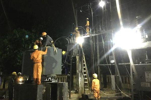 PC Quảng Nam chủ động đáp ứng nhu cầu điện tăng tại Nam Trà My