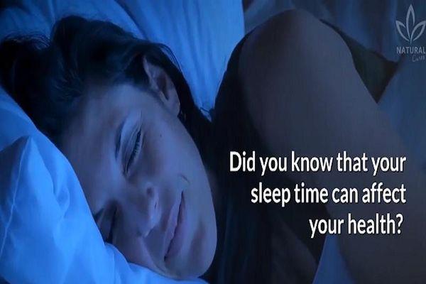 Vì sao nên ngủ vào 22h?