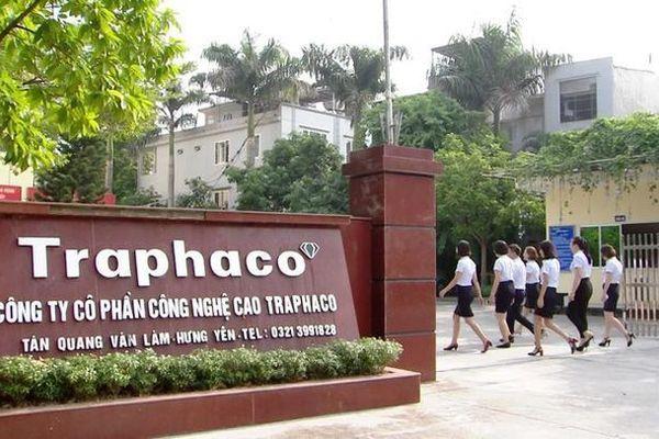Tình hình kinh doanh của Traphaco trong năm 2020 ra sao?