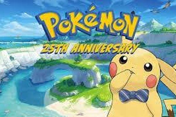 Logo kỉ niệm 25 năm Pokémon chị chê quá xấu: Fan tự thiết kế lại