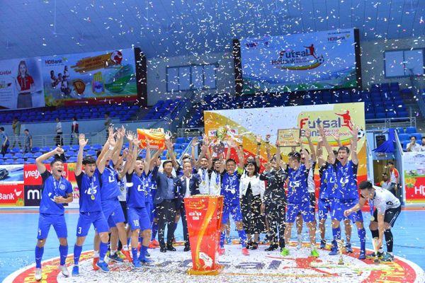 Thái Sơn Nam tiếp tục là trụ cột của tuyển Futsal Việt Nam
