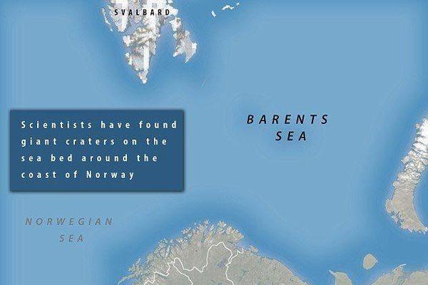 Bí ẩn về Tam giác quỷ Bermuda đã được khám phá