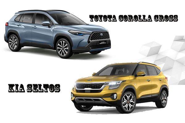 Giải mã 'hiện tượng' Kia Seltos và Toyota Corolla Cross