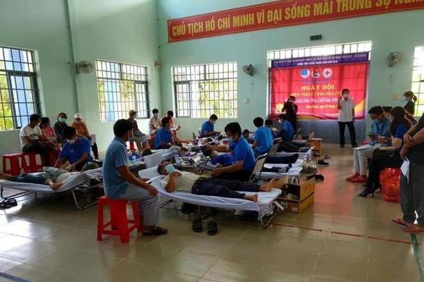 Hội Chữ thập đỏ huyện Nhơn Trạch tích cực lan tỏa các hoạt động nhân đạo, từ thiện