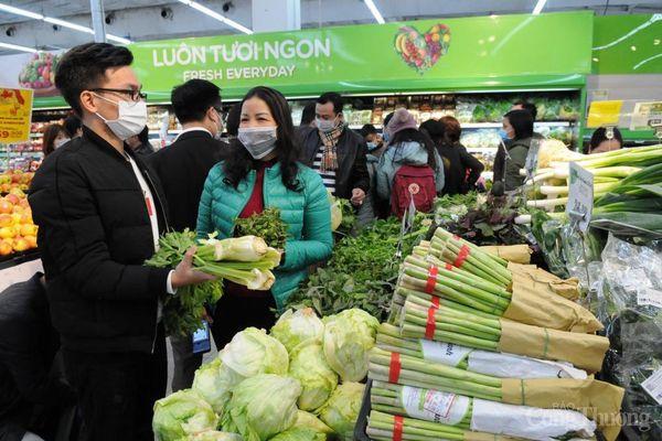 Hà Nội: Siết chặt quản lý thực phẩm giả, không rõ nguồn gốc trong lưu thông, kinh doanh