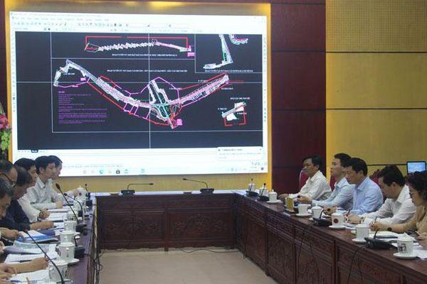 Bắc Ninh đẩy nhanh tiến độ giải phóng mặt bằng dự án đường gom Quốc lộ 1 đoạn Hà Nội - Bắc Giang