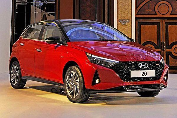 Khai tử tại Việt Nam, Hyundai i20 vẫn 'cháy hàng' ở Ấn Độ