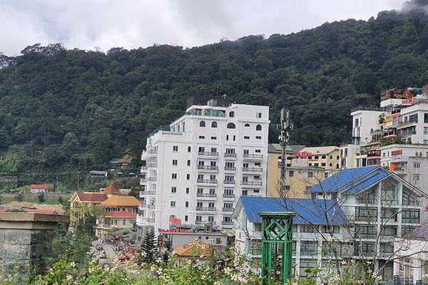 Tam Đảo nhan nhản công trình xây sai phép, Bộ Xây dựng yêu cầu kiểm tra