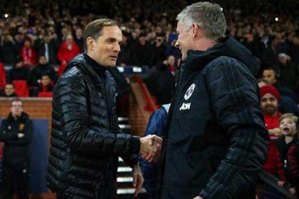 HLV PSG lo âu trước màn trận cầu 'sinh tử' với Man United