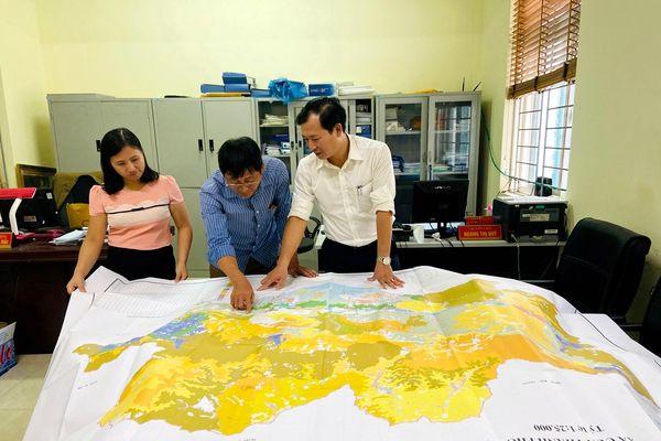 TP Hạ Long: Số hóa bản đồ thổ nhưỡng