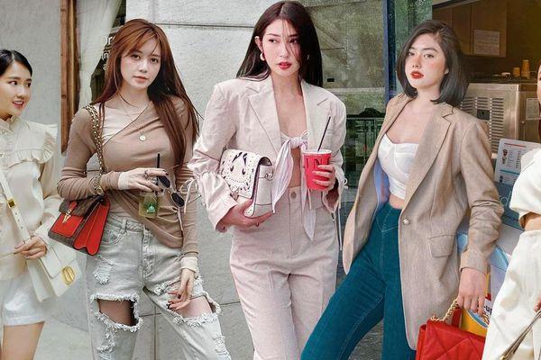 Mix đồ trung tính 'đỉnh' như street style sao Việt tuần qua