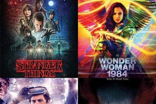Từ 'Stranger Things' đến 'Wonder Woman 1984': Nguồn cảm hứng thập niên 80 đang lan tỏa mạnh mẽ tại Hollywood