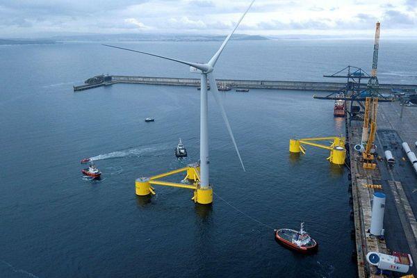 Nhà đầu tư điện gió phấp phỏng với chính sách giá mua điện