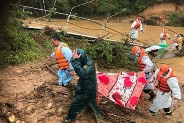 Tìm thấy thi thể nữ du khách thứ hai bị mất tích tại Lâm Đồng