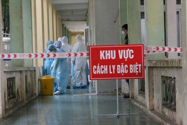 Thêm 7 ca mắc mới COVID-19, Việt Nam có 1.358 bệnh nhân