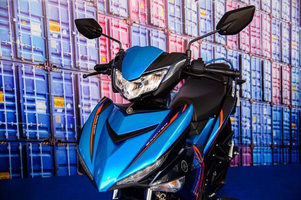 Giá lăn bánh của Exciter và những mẫu xe côn tay phổ biến tại Việt Nam