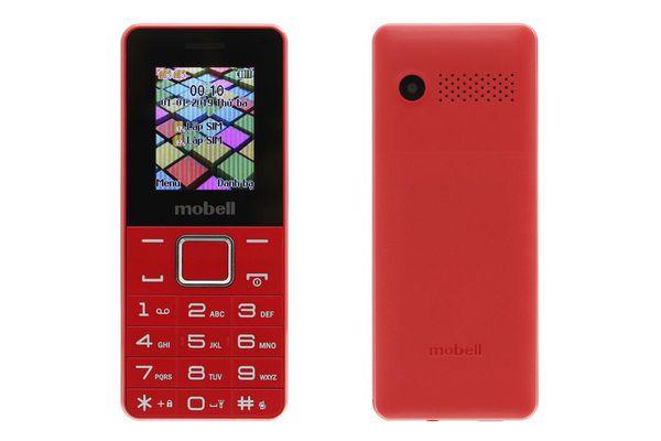 Bảng giá điện thoại Mobell tháng 12/2020
