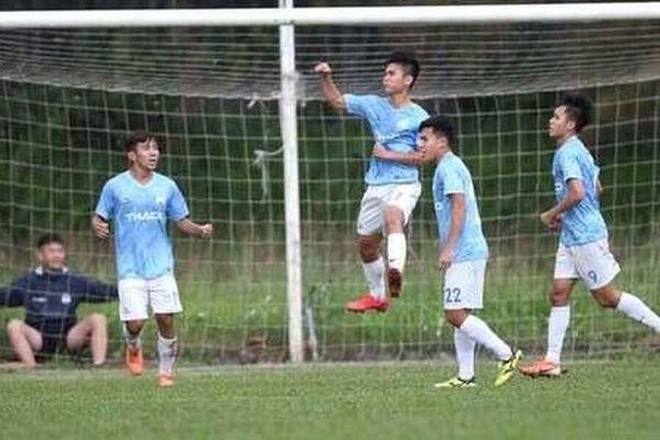 11 cầu thủ trẻ được tập trung cùng đội một của HAGL