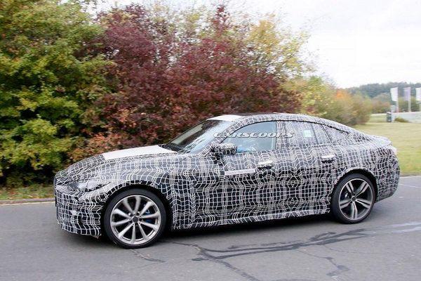Hé lộ mới nhất về siêu xe BMW i4 đình đám