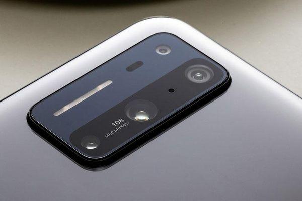 Smartphone chip S865, RAM 16 GB, sạc 55W, camera 108 MP, giá gần 23 triệu