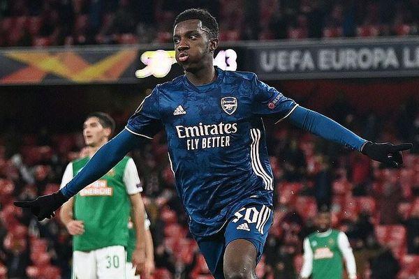 Arsenal lại thắng lớn ở Europa League
