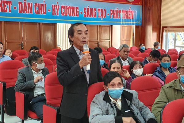 Tuyên truyền, tư vấn pháp luật cho cán bộ cấp xã ở TP Uông Bí