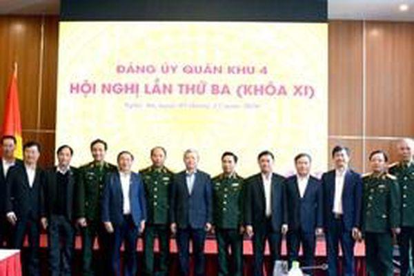 Các đảng ủy ra nghị quyết lãnh đạo thực hiện nhiệm vụ năm 2021