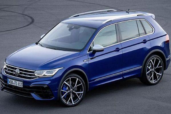 Volkswagen Tiguan R 2021, SUV hiệu suất cao 1,5 tỷ đồng