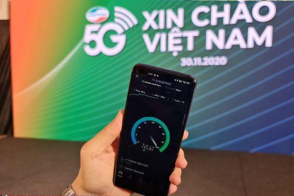 Tốc độ 5G tại Việt Nam so với Mỹ, Hàn Quốc, Trung Quốc thế nào?