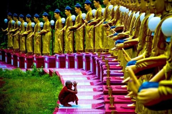 Suy nghiệm lời Phật : Đối luận về Phật pháp cốt để an lạc